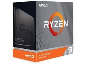 AMD Ryzen 9 3900XT Twelve-Core Processor/CPU.