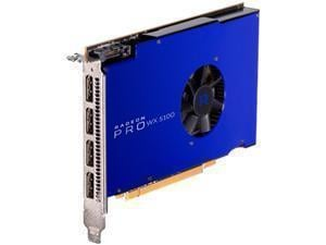 AMD Radeon Pro WX 5100 8GB GDDR5 Professional Graphics Card