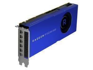 AMD Radeon Pro WX 9100 16GB HBM2 Professional Graphics Card