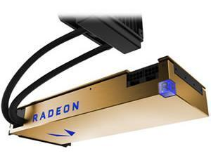 AMD Radeon Vega Frontier LIQUID 16GB Pro Workstation Graphics Card