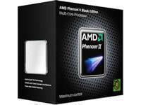 AMD Phenom II X6 1100T Black Edition Six Core 3.3GHz Socket AM3 - Retail