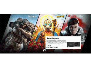 AMD Borderlands 3 or Ghost Recon Promotion with Radeon