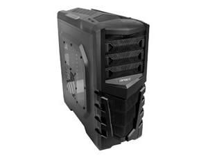 Antec GX505 Window Blue Mid Tower Chassis