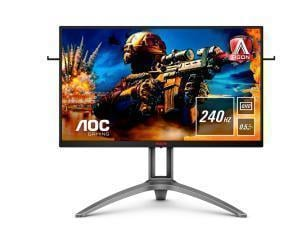 AOC AG273QZ 27And#34; QHD Monitor 240Hz,  0.5ms Response Time