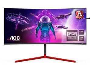 AOC AG353UCG 35And#34; Ultimate Gaming Monitor  WQHD, 200 Hz