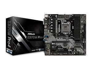 *B-stock item 90 days warranty* Asrock Z370M Pro 4 Socket LGA 1151-V2 Micro-ATX Motherboard