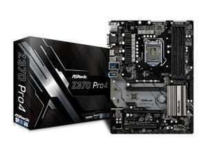 Asrock Z370 PRO 4 Socket LGA 1151-V2 ATX Motherboard