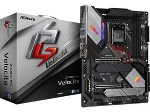 ASRock Z490 Phantom Gaming Velocita LGA 1200 Z490 Chipest Motherboard