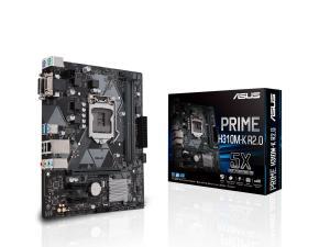 Asus PRIME H310M-K R2.0 LGA1151 H310 Micro-ATX Motherboard