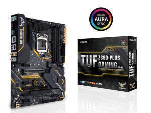 Asus TUF Z390-Plus Gaming Wi-Fi Z390 Chipset LGA 1151 ATX Motherboard