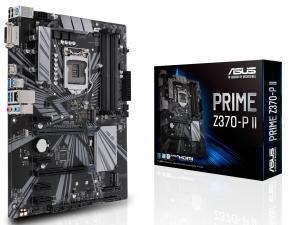 Asus PRIME Z370-P II Socket LGA 1151-V2 ATX Motherboard