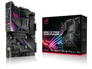 ASUS ROG STRIX X570-E GAMING AMD X570 Chipset Socket AM4 ATX Motherboard
