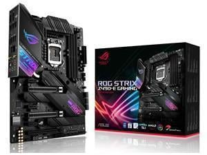 ASUS ROG STRIX E GAMING LGA 1200 Z490 Chipset ATX Motherboard