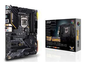 ASUS TUF GAMING Z490-PLUS WI-FI LGA 1200 Z490 Chipset ATX Motherboard