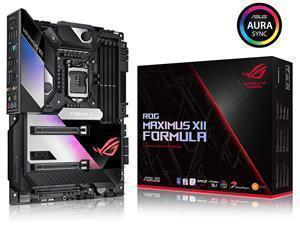 ASUS ROG MAXIMUS XII FORMULA LGA 1200 Z490 Chipset ATX Motherboard