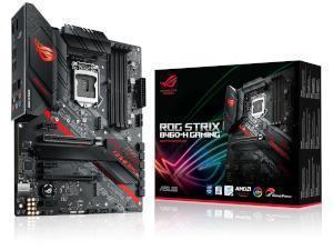 ASUS ROG STRIX B460-H GAMING Intel B460 Chipset Socket 1200 ATX Motherboard