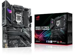 ASUS ROG STRIX B460-F GAMING Intel B460 Chipset Socket 1200 ATX Motherboard