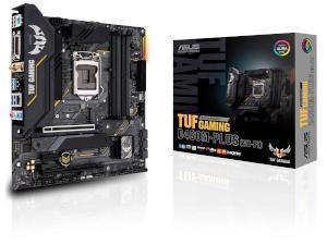ASUS TUF GAMING B460M-PLUS WI-FI Intel B460 Chipset Socket 1200 Micro-ATX Motherboard