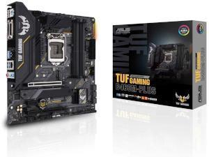 ASUS TUF GAMING B460M-PLUS Intel B460 Chipset Socket 1200 Micro-ATX Motherboard
