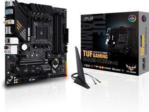 ASUS TUF GAMING B550M-PLUS WI-FI AMD B550 Chipset Socket AM4 Micro-ATX Motherboard