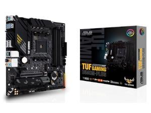 ASUS TUF GAMING B550M-PLUS AMD B550 Chipset Socket AM4 Micro-ATX Motherboard