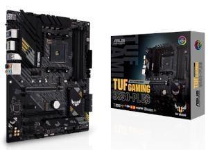 ASUS TUF GAMING B550-PLUS AMD B550 Chipset Socket AM4 ATX Motherboard
