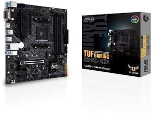 ASUS TUF GAMING A520M-PLUS AMD A520 Chipset Socket AM4 Micro-ATX Motherboard