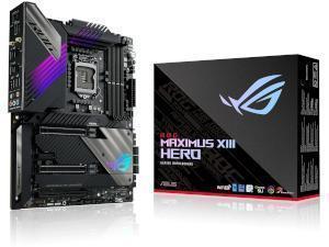 ASUS MAXIMUS XIII HERO Intel Z590 Chipset Socket 1200 Motherboard