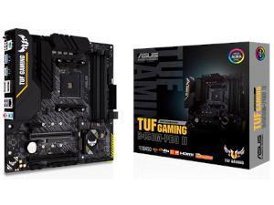 ASUS TUF GAMING B450M-PRO II AMD B450 Chipset Socket AM4 Motherboard