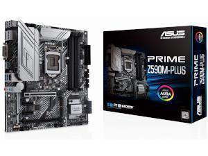ASUS PRIME Z590M-PLUS Intel Z590 Chipset Socket 1200 Motherboard