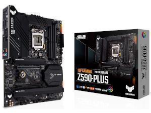 ASUS TUF GAMING Z590-PLUS Intel Z590 Chipset Socket 1200 Motherboard