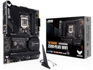 ASUS TUF GAMING Z590-PLUS WIFI Intel Z590 Chipset Socket 1200 Motherboard