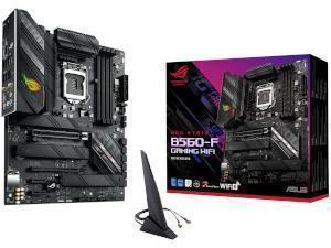 ASUS ROG STRIX B560-F GAMING WIFI Intel B560 Chipset Socket 1200 Motherboard