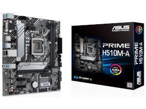 ASUS PRIME H510M-A Intel H510 Chipset Socket 1200 Motherboard