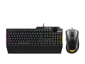 Asus TUF GAMING K1 Keyboard Andamp; TUF GAMING M3 Mouse Bundle