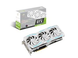 Asus ROG Strix RTX 2080 Super OC White Gaming 8GB Graphics Card