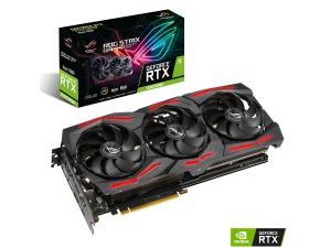 Asus Strix GeForce RTX 2060 Super EVO Gaming Advanced 8GB Graphics Card
