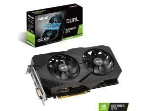 Asus Geforce GTX 1660 Super Dual EVO OC 6GB Graphics Card