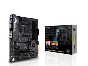 *B-stock item-90 days warranty*Asus TUF Gaming X570-Plus AMD AM4 X570 Chipset ATX Motherboard