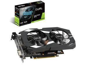 Asus Geforce GTX 1660TI Dual OC 6GB Graphics Card