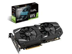 ASUS Dual GeForce RTX 2060 6GB graphics Card