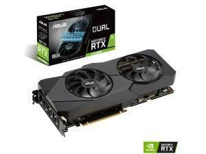 Asus Dual GeForce RTX 2070 Super EVO 8GB Graphics Card