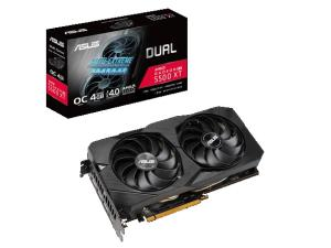 Asus Radeon RX 5500 XT O4G OC 4GB Graphics Card