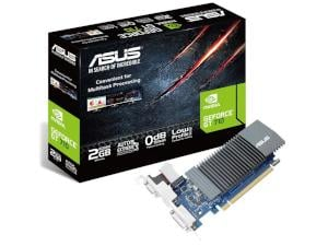 Asus Geforce GT 710 2GB Passive Graphics Card