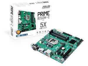 Asus Prime B250M-C Motherboard Socket 1151 Kaby Lake