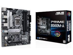 ASUS PRIME B560M-A Intel B560 Chipset Socket 1200 Motherboard