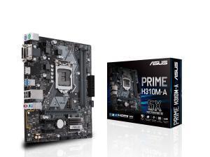 Asus PRIME H310M-A LGA 1151 H310 Micro-ATX Motherboard