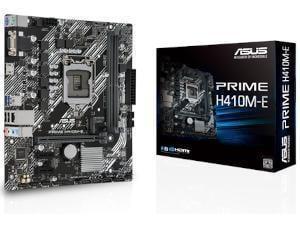 ASUS PRIME H410M-E LGA1200 H410 Chipset mATX Motherboard