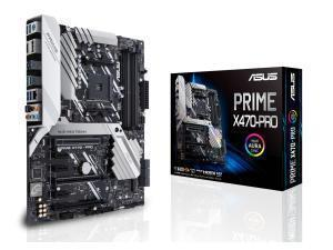 Asus PRIME X470-PRO AMD AM4 X470 ATX Motherboard