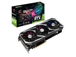 ASUS NVIDIA GeForce RTX 3060 ROG STRIX GAMING OC V2 12GB GDDR6 Graphics Card